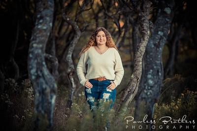 Mariah Burch Senior Portraits
