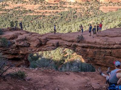 Sedona - Devil's Bridge Hike