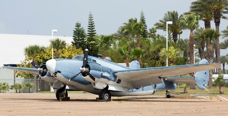A Lockheed Ventura patrol bomber