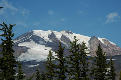 Bird Creek Meadow, Mt Adams - September 2007