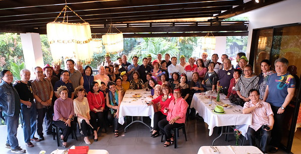UPHS '66 Reunion in the Philippines 24 Feb 2019
