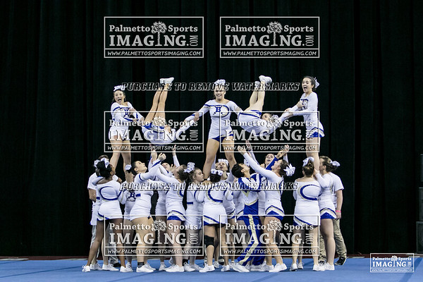Broome High School Cheer State 2018