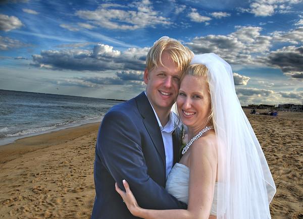 Mike & Jen Beach