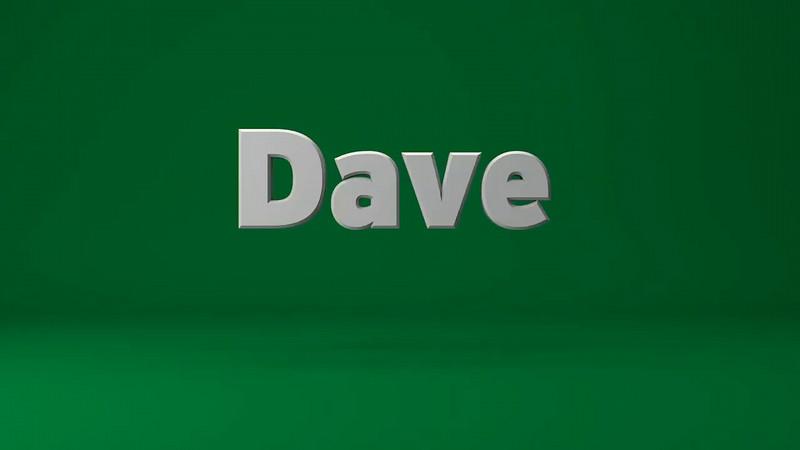 Dave VO Sample