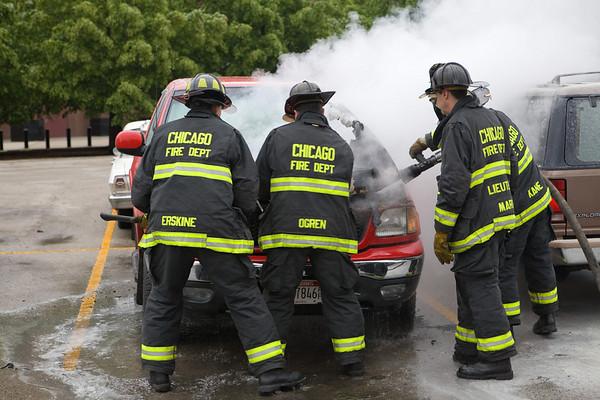 5-16-07  Auto Fire 911 Center