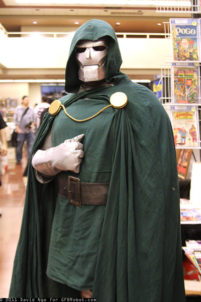 Amazing Arizona Comic Con 2012 - Saturday