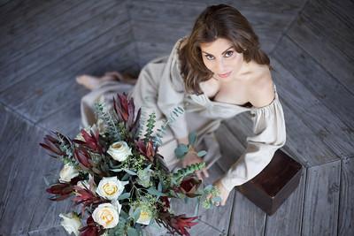 Stefanie - Burgundy