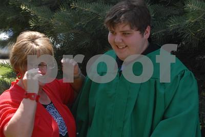 St Edmond 2014 Graduation