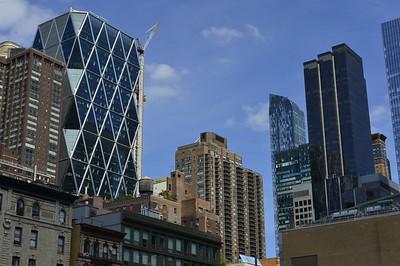 Manhattan August 2017