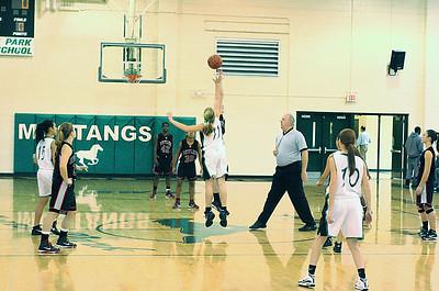 01/22/2010 BHS Girls JV Basketball - Butler @ Myers Park