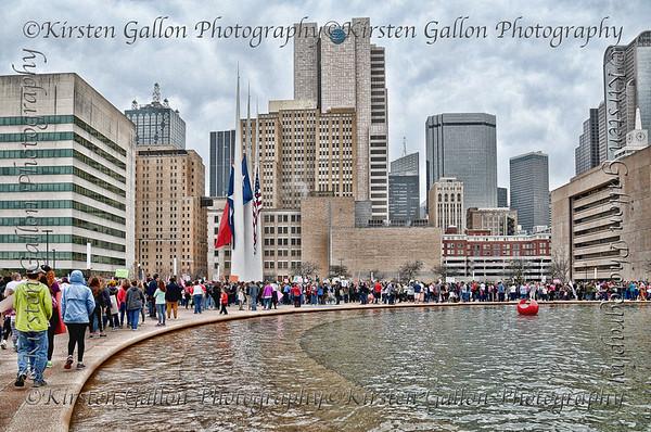Women's March Dallas