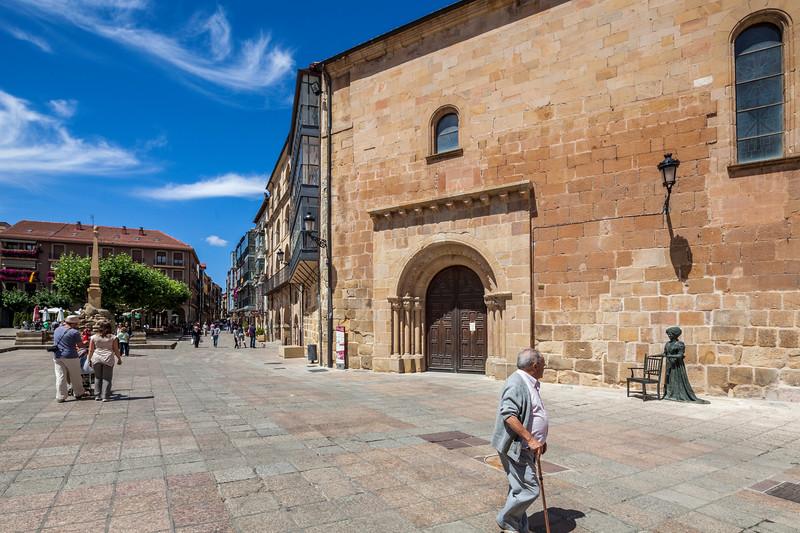 Church of Santa Maria la Mayor, Soria, Spain