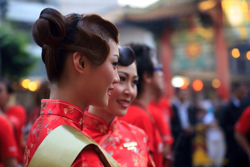 pendant le nouvel an chinois
