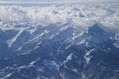 Aerial Photography: Colorado Rockies and Western US