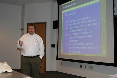 PostgreSQL Conference East -08