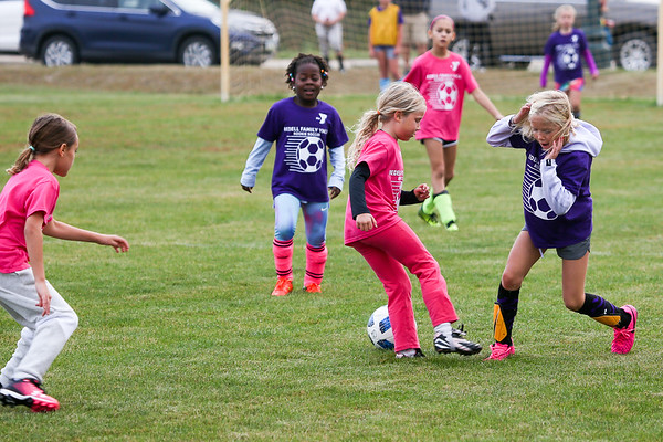 Ainsley's Soccer, 2020