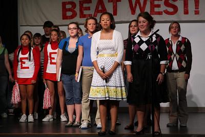 Alleman 'High School Musical' Play 101808