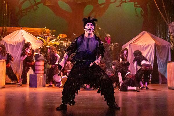 Tarzan Act 2