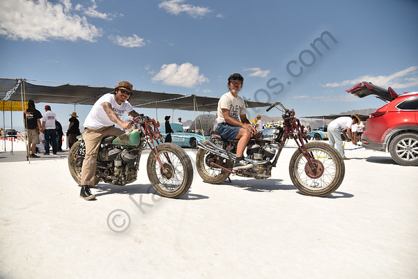 Bonneville Speed Week 2017