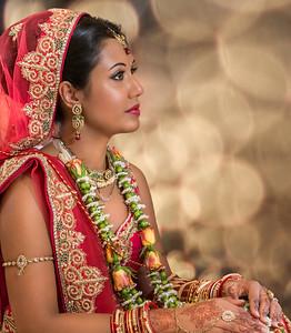 Anisha & Angad's Wedding