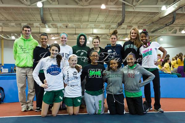 2012-2013 Indoor Track Meet
