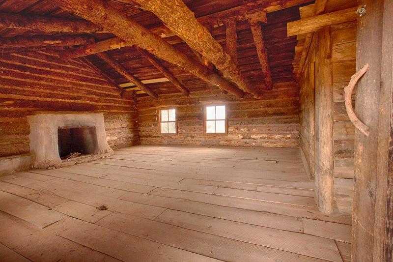 Log cabin, Ghost Ranch 6978.jpg