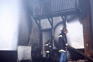 3/18/1979 - SOMERVILLE, MASS - WORKING FIRE WESTERN JR HIGH SCHOOL 169 HOLLAND ST