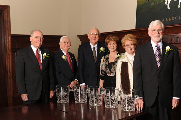 Inaugural Law Alumni Hall of Fame Ceremony