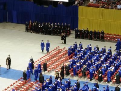 Aly's Graduation