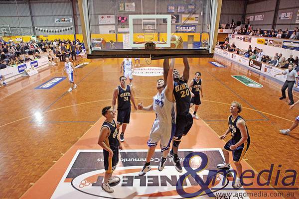 SBL Semi Finals: Game 2: Goldfields Giants vs Perry Lakes Hawks
