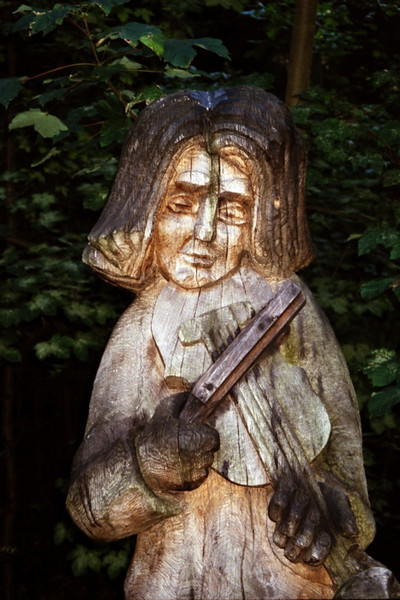 Sculpture Garden - Curionian Spit, Lithuania
