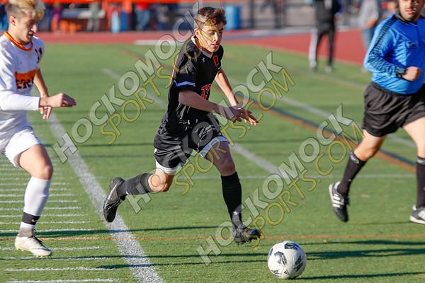 Oliver Ames-Walpole Boys Soccer - 11-04-18