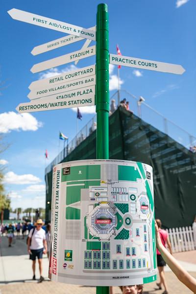 BNP Parabis Open at Indian Wells Tennis Garden