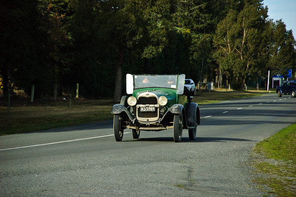 Irishman's Rally 2010
