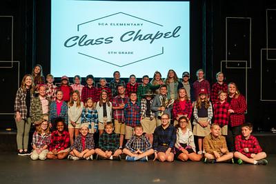 5th Grade Chapel 2019