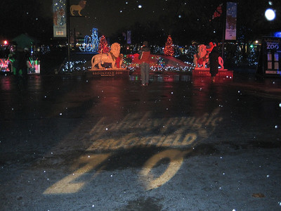 Holiday Magic at Brookfield Zoo - Dec. 2012