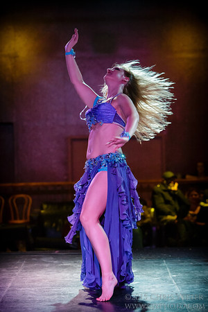 Belly Dance Off! - February 2015