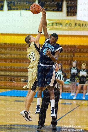 St Marys Vs St Anthonys, Boys Freshman Basketball 01.22.10