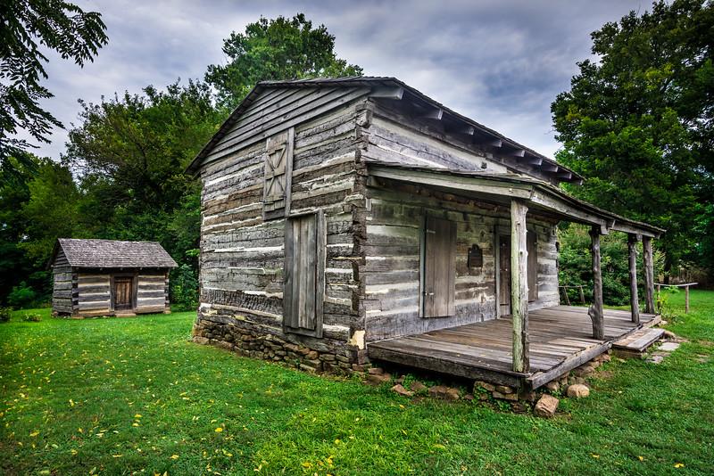 George Rogers Clark Homestead - Clarksville - Indiana