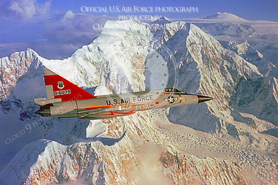 USAF Convair F-102A Delta Dagger Military Airplane Pictures