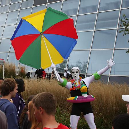 Welcome Week Buck-i-Frenzy 2011