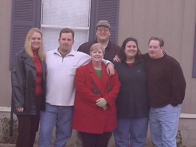 Christmas 2000 - Columbus, GA