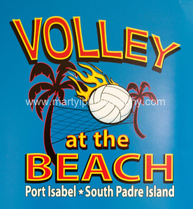 Volley at the Beach Tournament