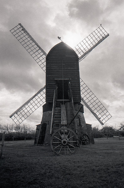 Windmill, Avoncroft Museum, Worcestershire