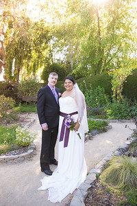 Alana + Eddie's Wedding