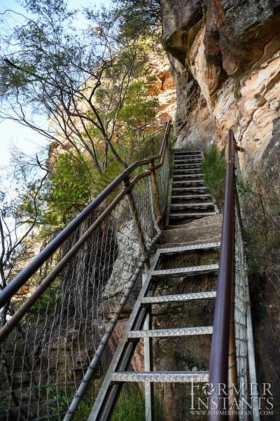Katoomba Giant Stairs