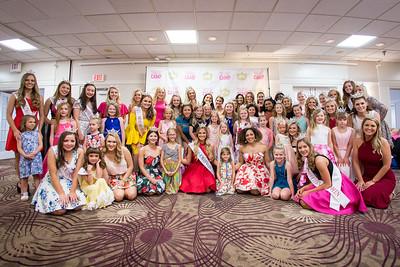 Miss Iowa's Princess Camp 2019