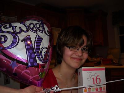 Daniela's 16th