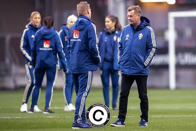 2019-10-08 Sverige - Slovakien