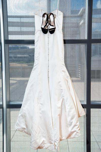 Quniton & Ebony Wash Wedding Ceremony @ The Harvey B Gantt Center 6-16-18 by Jon Strayhorn